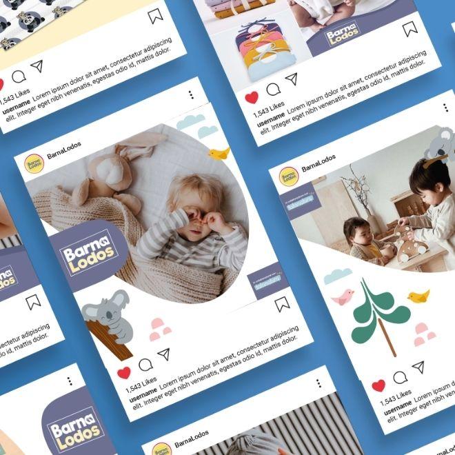 Gestione Social Media: gestione pagina Facebook e profilo instagram aziendale