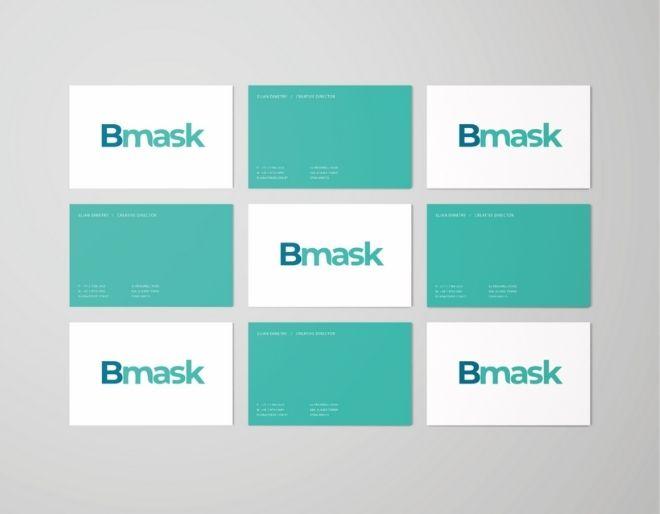 Progetto brand identity: ideazione e realizzazione bigliettini da visita