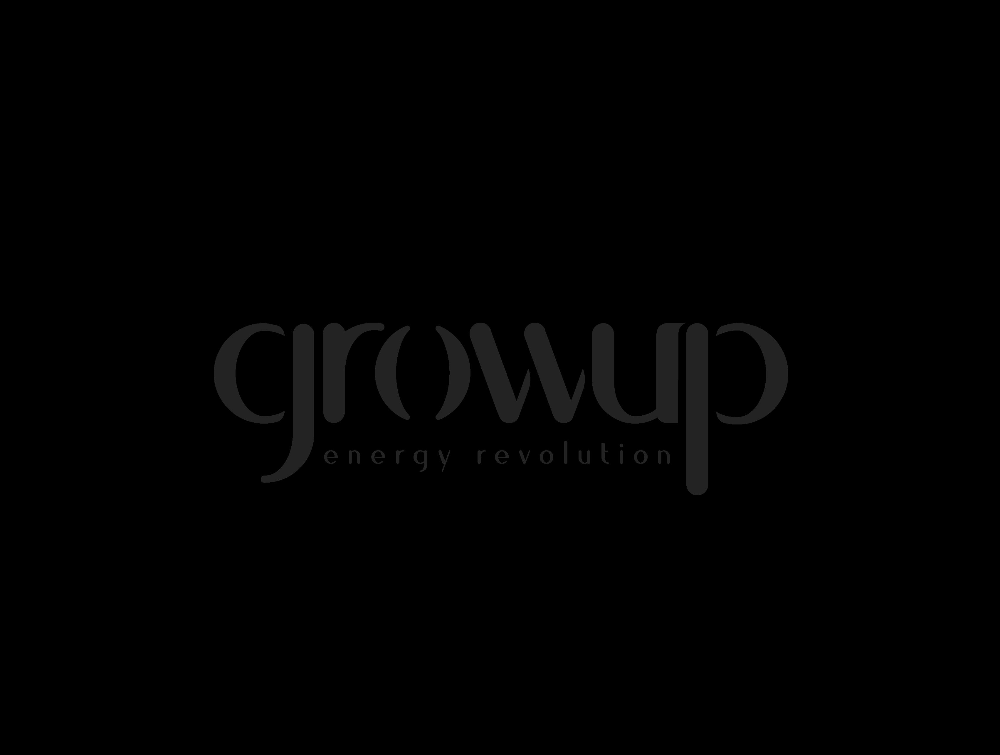 logo growup