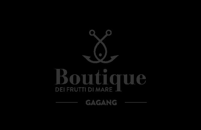 logo boutique dei frutti di mare