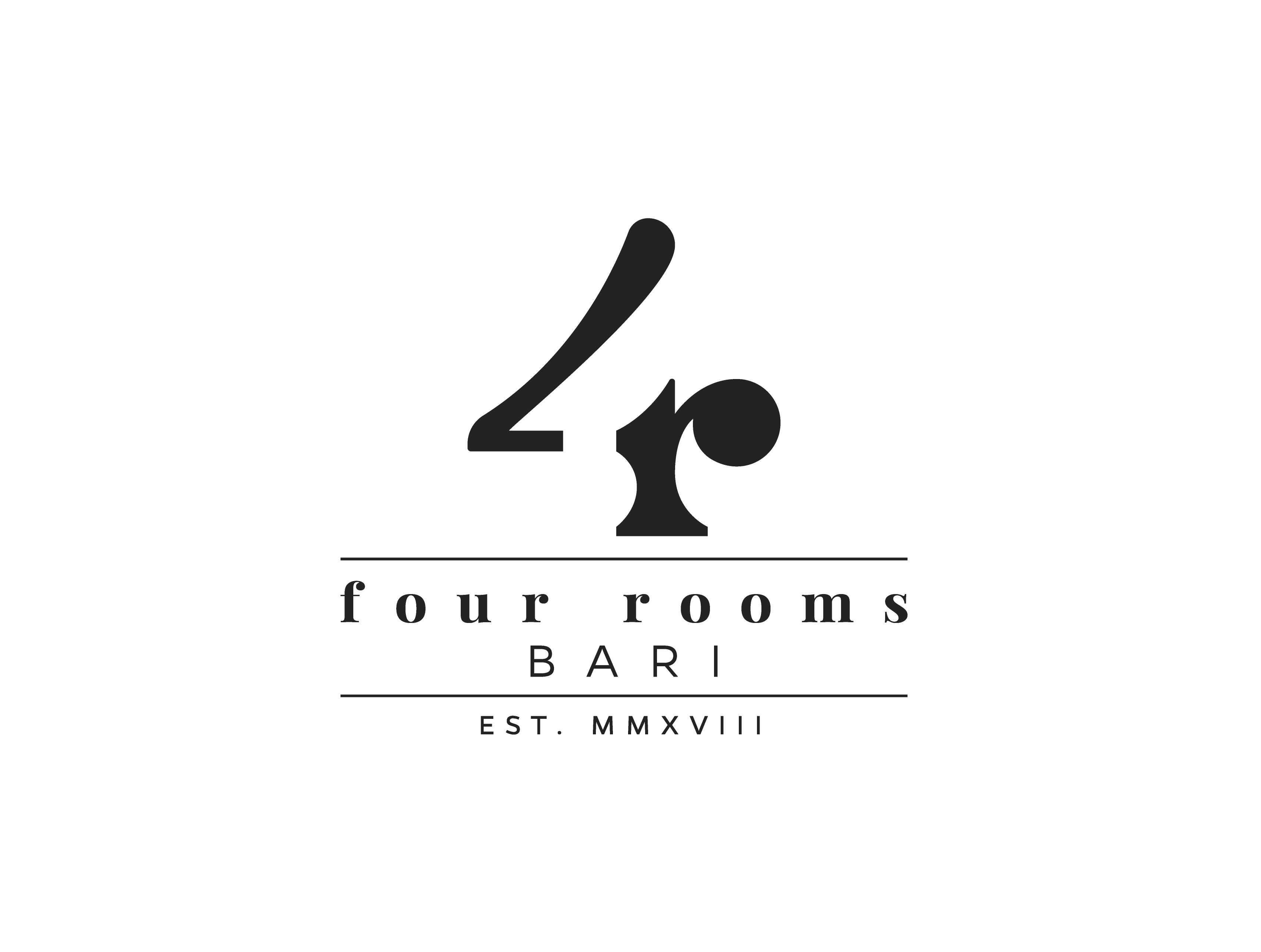 logo four rooms