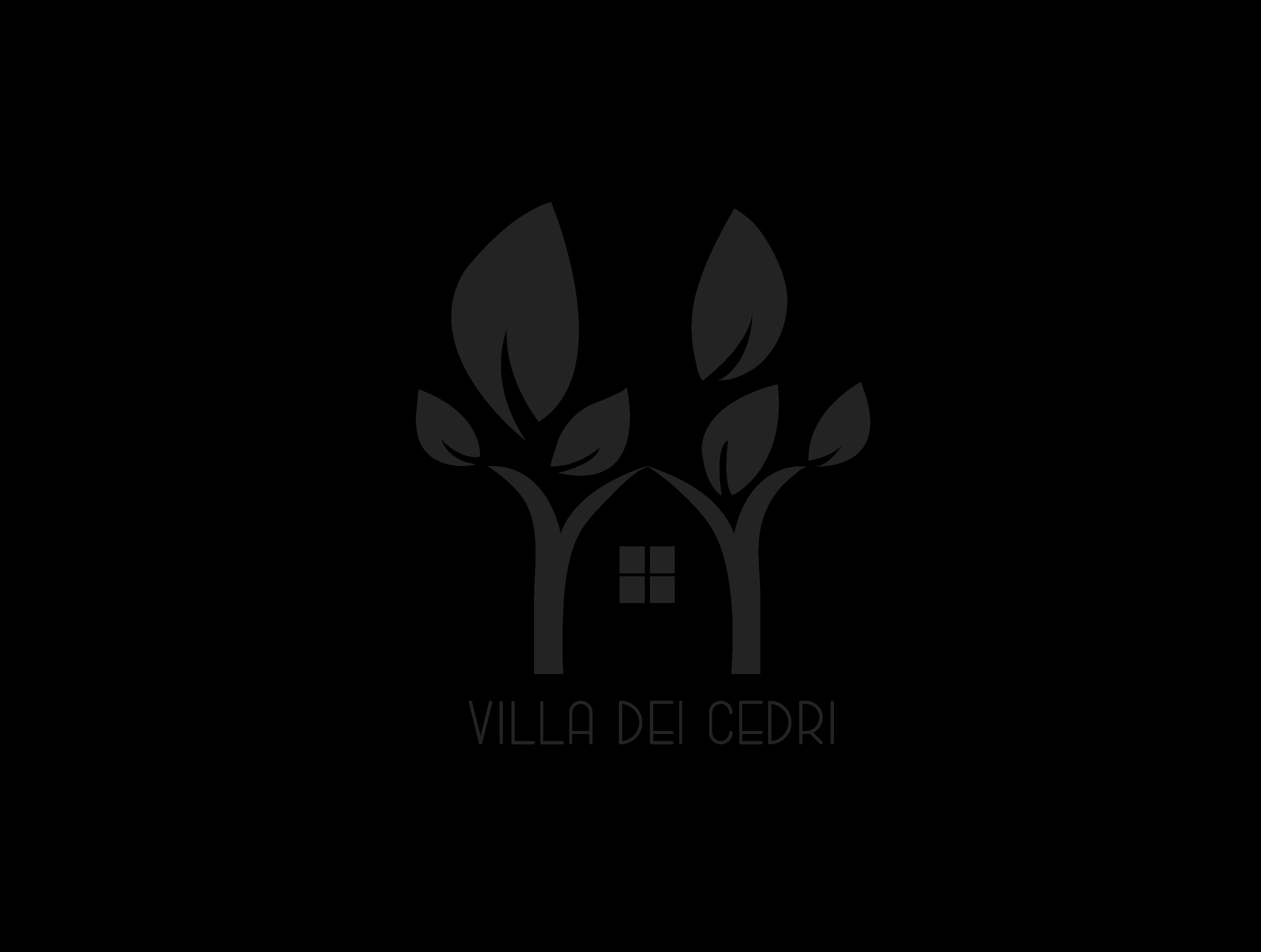 logo villa dei cedri